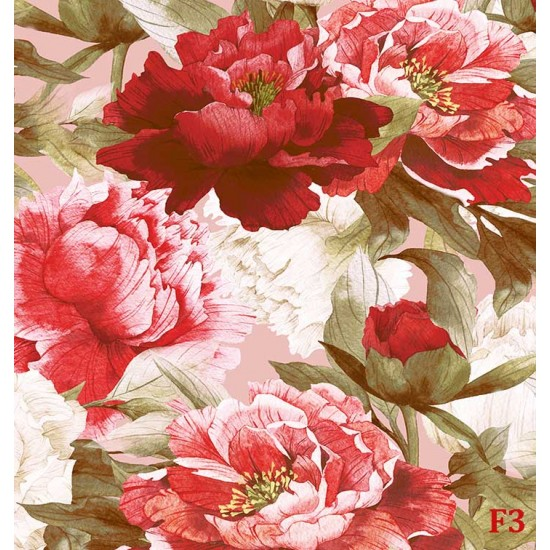 Wallpapers painted bouquet