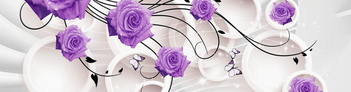3D Flower Design