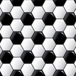 Wallpapers mural modern 3d effect black and white geometric