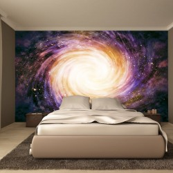 Wall murals space area in 2 options