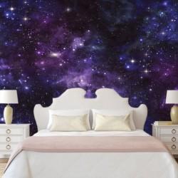 Wall mural star sky 2