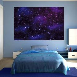 Wall mural star sky 3