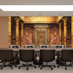 Wallpapers mural Egyptian tomb of Pharaoh