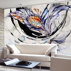 Wallpapers mural art painted panel
