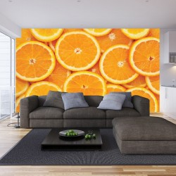 Wall murals art wall than oranges