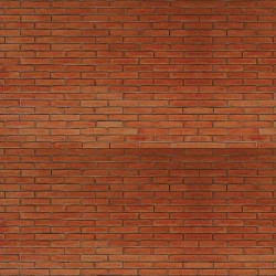 Photo mural imitation of a natural brick wall